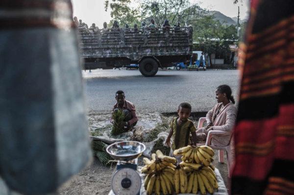 Au Tigré, une équipe de MSF témoin d'exécutions de civils par des soldats éthiopiens