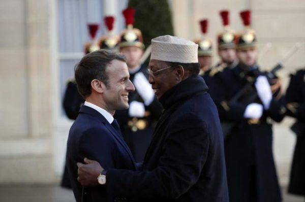 Pourquoi Paris soutient Idriss Déby Itno ?
