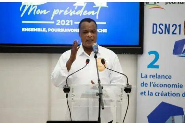 Sassou Nguesso définitivement élu président pour un quatrième mandat