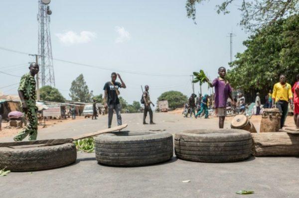Présidentielle au Bénin : l'armée disperse par la force des manifestants contre le pouvoir