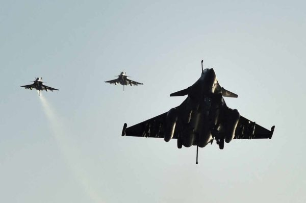 L'Égypte commande 30 avions de combat Rafale à la France