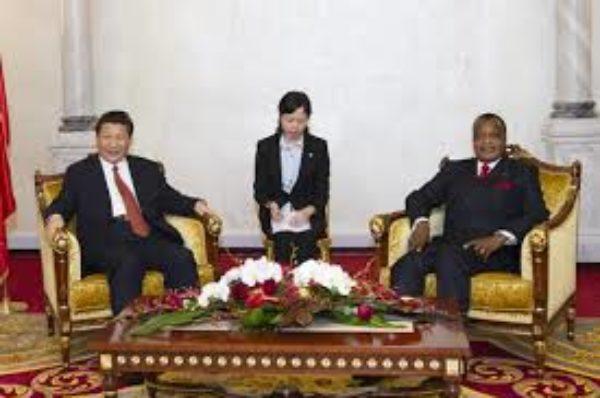 « Le monde ne peut être envisagé sans la Chine » (Sassou Nguesso)