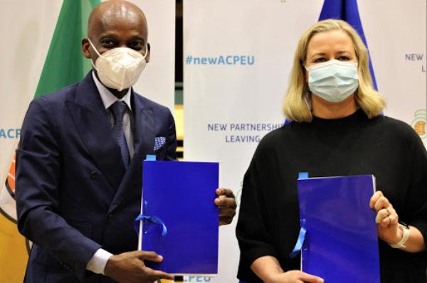ACP-UE : Après le succès de Bruxelles, l'ultime défi pour Robert Dussey est Samoa