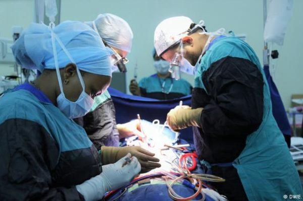 Bénin : bientôt la chirurgie cardiaque à cœur ouvert