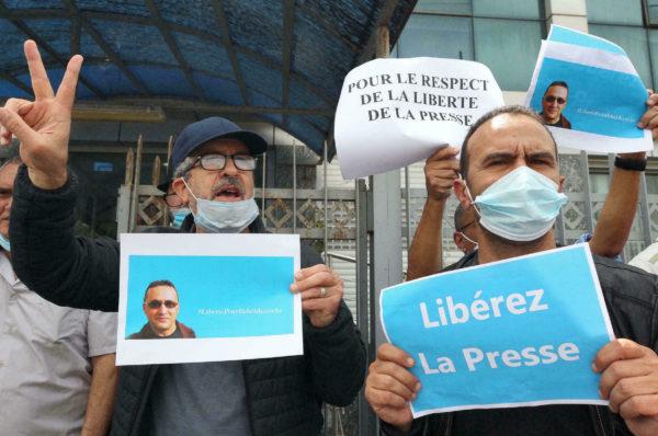 En Algérie, un journaliste condamné à huit mois de prison ferme après un article sur un mouvement de protestation des Touaregs