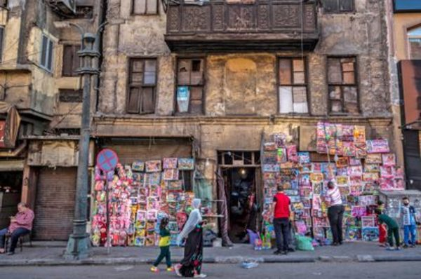 Le trompe-l'œil économique de l'Egypte