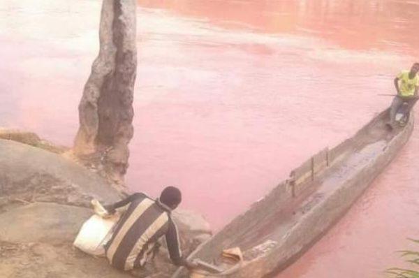 Origine de la pollution des rivières en RDC: la piste d'une mine angolaise