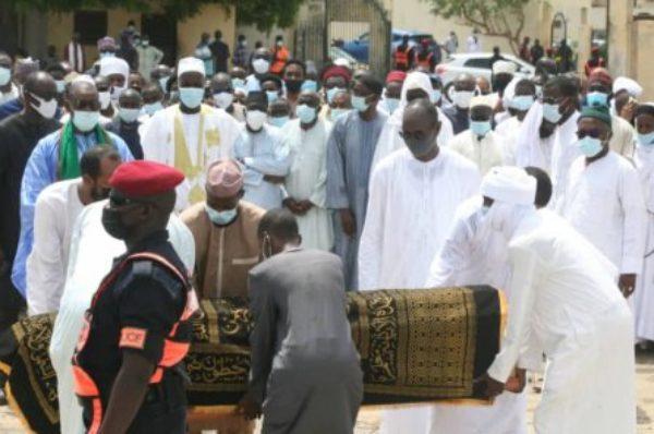 Sénégal : Hissène Habré enterré en l'absence de représentants officiels