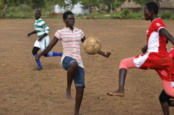 Soudan : la révolution du football féminin