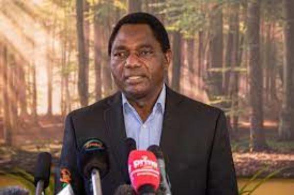 Le président zambien rencontrera le FMI et la Banque mondiale à Washington