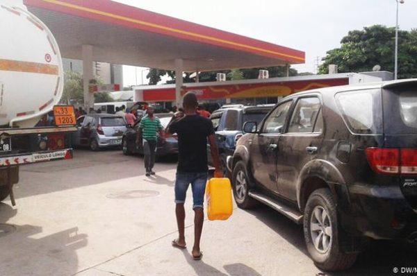 Quand le carburant se fait rare à Brazaville