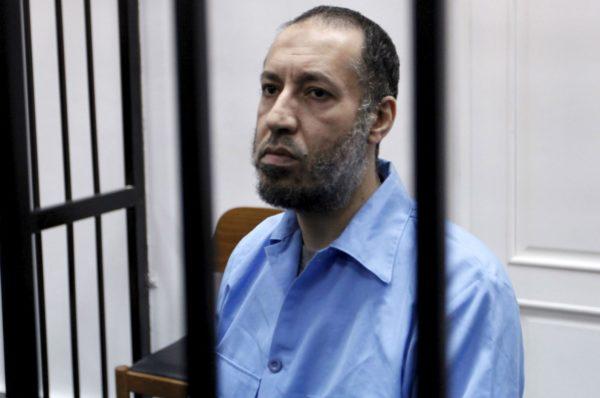 Saadi Kadhafi, fils de l'ex-dirigeant libyen, sort de prison et quitte le pays