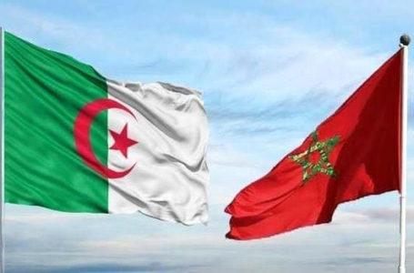 drapeaux tunisien et algerien
