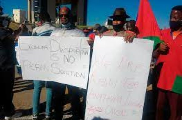 L'opposition conteste l'accord sur le génocide en Namibie