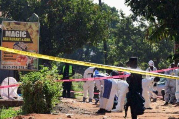 Ouganda: explosion dans un restaurant à Kampala, la police confirme un «acte terroriste»