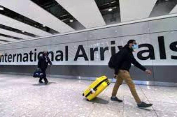 Covid-19 : Londres retire 23 pays africains de sa liste rouge